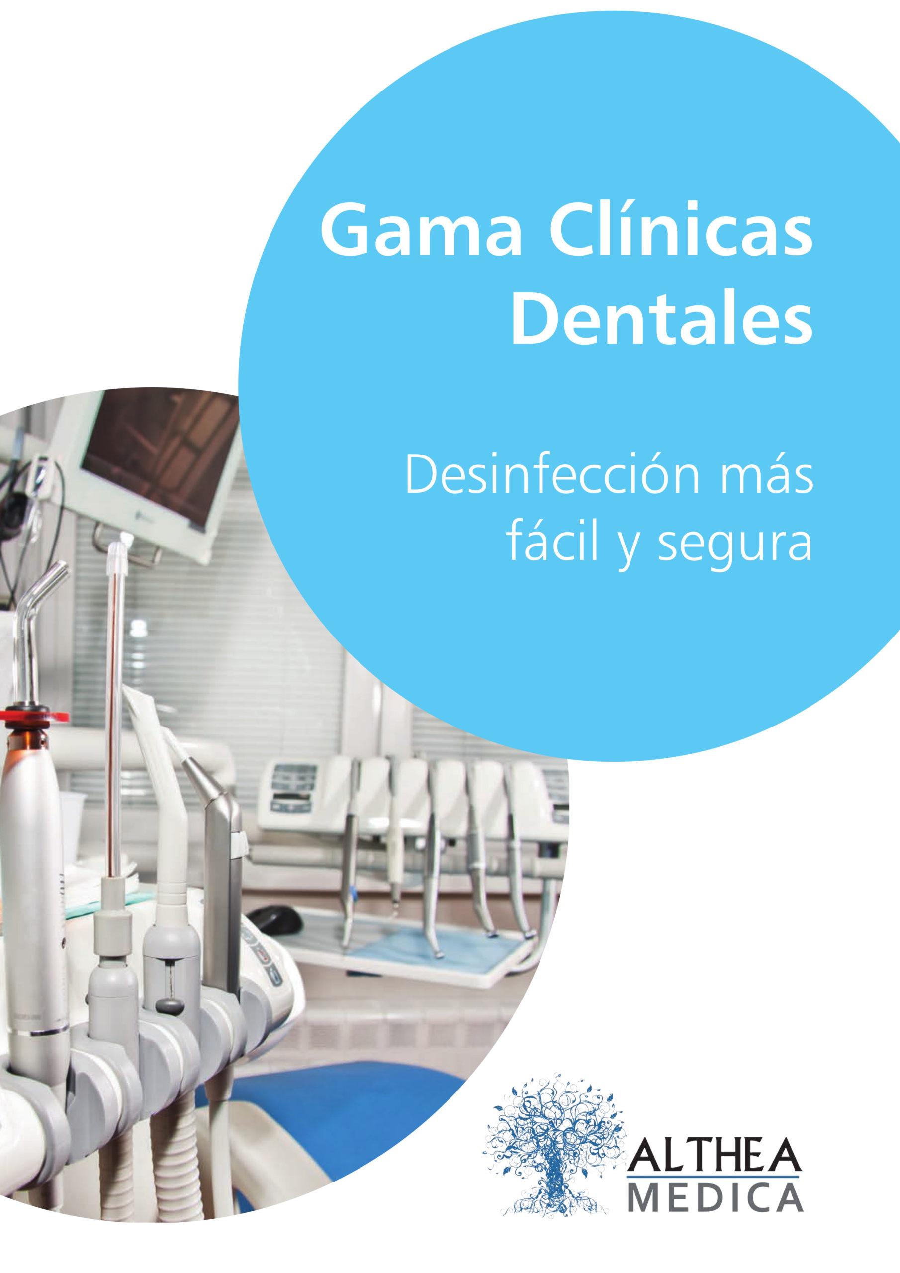 Catálogo Vesismin Clínicas Dentales