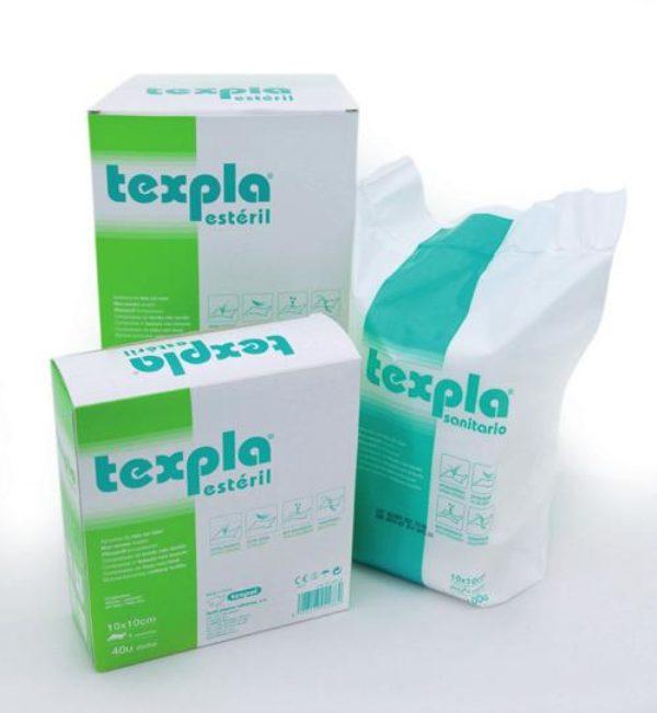 Gasa Texpol tejido sin tejer estéril
