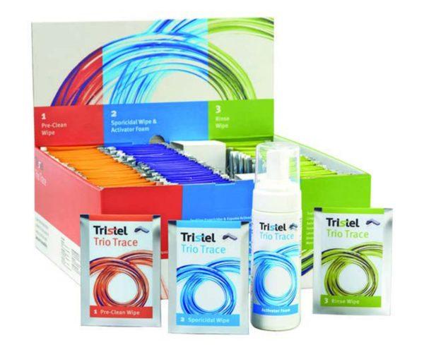 Material Médico y Sanitario - Producto Tristel Trio