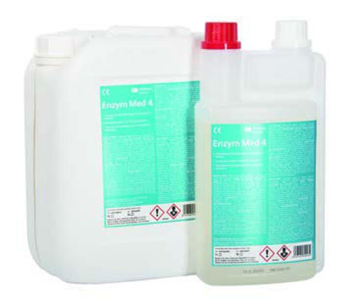 Material Médico y Sanitario - Producto Enzym Med 4