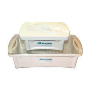 Material Médico y Sanitario. Producto Desinfección de Instrumental Enzym Med Cubetas
