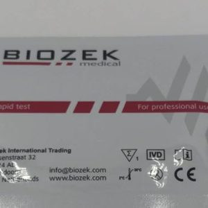 Biozek Test COVID-19 IgG/IgM
