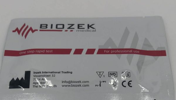 Biozek Test COVID-19 IgG/IgM