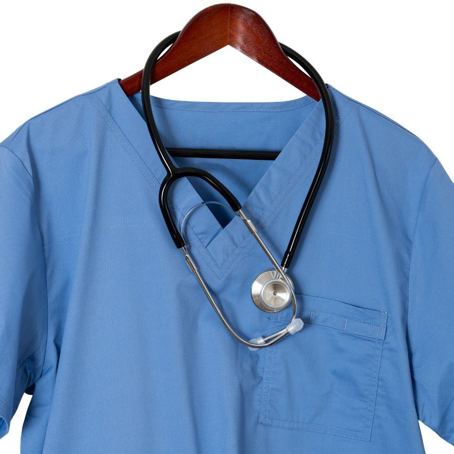 Vestuario médico sanitario