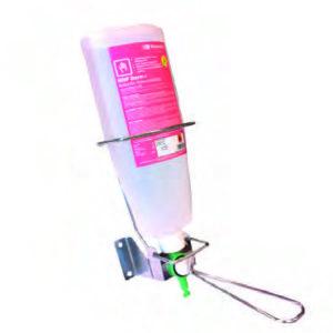 Dispensador pared 1L botella Airless