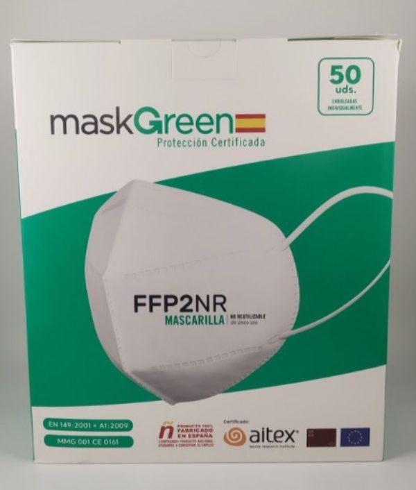 Mascarilla FFP2 MMG 001 3