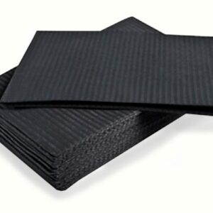 Campos Impermeables Select Black Unigloves. Estuche 500 Uds.