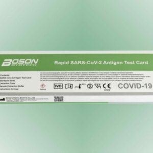 Test Rápido Antígeno SARS-CoV2 Autodiagnóstico Boson Biotech 1 Test